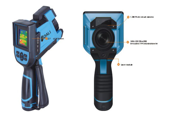 2)  LT 3 / LT 7 Thermal / Digital Imager