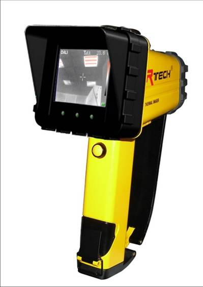 8)  F2 - T Firefighting Thermal Imager
